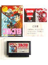 GOLGO 13 Kamigami Tasogare  Nintendo Famicom NES Japan (1)