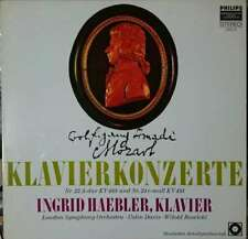 Wolfgang Amadeus Mozart, Ingrid Haebler, London  Vinyl Schallplatte - 115644