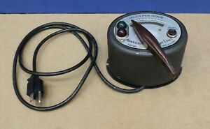 American Flyer #8B 100 Watt metal Transformer Excellent replaced Cord Tested