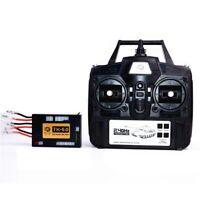 2.4G Transmitter Remote Control System Set for Heng Long 1/16 RC Car Model