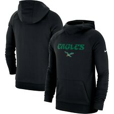 Philadelphia Eagles Mens Nike Lightweight DRI-FIT Historic Club Hoodie - XXL NWT
