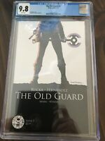 The Old Guard 1 CGC 9.8! 1st Printing! Hit Netflix movie with Charlize Theron!