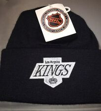 VINTAGE LA Kings  90'S WINTER SKI BEANIE SKULL HAT CAP Sports Specialties