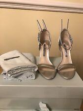 Sophia Webster Chiara Sandal Size 37.5 Wedding Shoe Very Lightly Worn