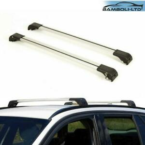 FIT FOR OPEL INSIGNIA TOP ROOF RACK CROSS BAR CROSS RAIL 2009>UP