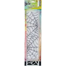 "Dyan Reaveley's Dylusions Clear Stamp & Stencil Set - 12"" - Cobweb"