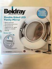 5 x Beldray LED Illuminated Vanity Mirror - Wholesale Bulk Joblot FREE P&P UK