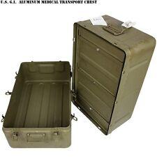 XXL Aluminum Military field medical chest