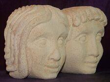 Décoration murale en pierre : Les âmes soeurs selon Platon