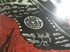 Shepard Fairey - Obey Giant - Tyrant Boot - S/N - 2008 - Awesome Street Art