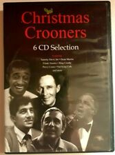 Christmas Crooners DVD 6 CD Selection, Inc Frank Sinatra Bing Crosby Dean Martin