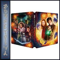 DOCTOR WHO COMPLETE SERIES 5 LIMITED EDITION STEELBOOK  *BRAND NEW BLU-RAY