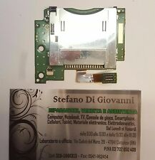 LETTORE DI SCHEDE NINTENDO NEW 3DS XL SLOT CARD READER NEW 3DSXL SOCKET + PCB