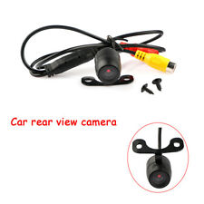 LED Wide Angle Car Rear View Reversing Backup Camera with Night Vision  NTSC