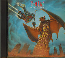 CD Meat Loaf ‎– Bat Out Of Hell II - Back Into Hell,sehr gut,Virgin von 1993