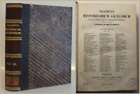 Müllerus Fragmenta Historicorum Graecorum 1849 Bd 3 lateinisch Geschichte sf