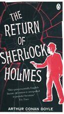 The Return of Sherlock Holmes (Pocket Penguin classics (Read Red),Arthur Conan