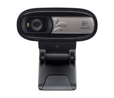 Logitech Webcam C170 USB Camera PC Skype Video Photo capture Built-In Microphone