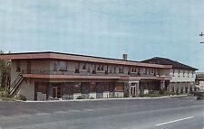 Hotel Liban route St. Bruno ALMA Quebec Canada Carte Postale Postcard