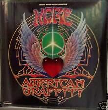 MORE AMERICAN GRAFFITI Original Soundtrack Poster - VG+