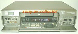 Panasonic AG-DV2000 MiNiDV DV Player Recorder PRO VCR DECK EX DV2000P