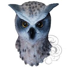 Latex Full Head Animal Owl Bird Popular Fancy Dress Up Carnival Prop Party Masks