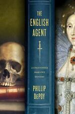 NEW! Amazing historical mystery - The English Agent By Phillip DePoy