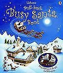 Pull-Back Busy Santa Book (Pull-Back Books)