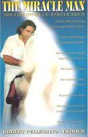 NEW BOOK The Miracle Man Life Story of Joao de Deus John of God Brazil