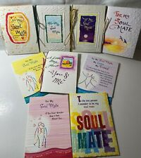 SOULMATE Blue Mountain Arts greeting Cards