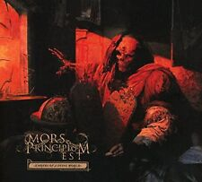 MORS PRINCIPIUM EST CD - EMBERS OF A DYING WORLD (2017) - NEW UNOPENED - ROCK