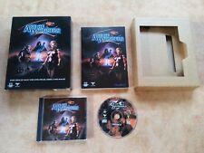 Age of Wonders PC win 95/98 primera edición alemán USK 12 #