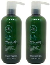 Paul Mitchell Tea Tree Hair and Scalp Treatment 16.9oz Pack of 2