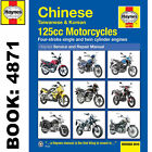 Chinese Taiwanese Korean 125cc Motorcycles Haynes Workshop Manual