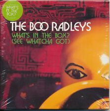 The Boo Radleys What's In the Box? Import CD EP (SEALED - NEW) '96 Out of Print