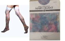 Job Lot Vintage Mary Quant  Fancy Floral Stockings x 10