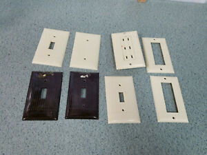 Vintage Sierra Electric SWITCH COVER PLATES / Others