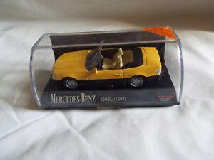 MERCEDES-BENZ 600SL (1992) DIECAST MODEL CAR