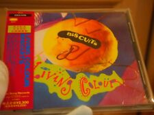 Used_CD Biscuits Living Colour FREE SHIPPING FROM JAPAN BH48
