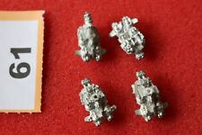 Games Workshop Epic 40k Land Speeders x4 Space Marines Armageddon Metal Épuisé GW