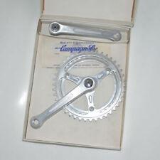 NOS NEW Guarnitura Campagnolo Gran Sport 3 arm Crankset chainrings RARE 150mm