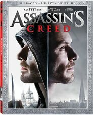 Assassin's Creed 3D (Blu-ray 3D)