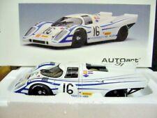 PORSCHE 917 K #16 12h Sebring 1970 Elford Ahrens Autoart AA 1:18