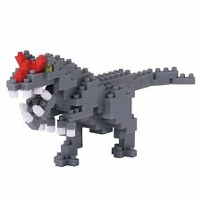 nanoblock - Allosaurus - nano blocks micro-sized blocks by Kawada Japan NBC-184