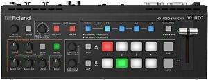 Roland Ultimate Compact V-1HD+ HD HDMI Video Switcher and 14-Channel Audio Mixer