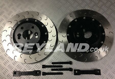 RENAULT MEGANE RS 250 265 355mm 2 piece front grand frein à disque Kit