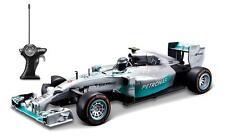 Mercedes Model F1 RC AMG Car Lewis Hamilton Rosberg Petronas 1:24 Remote Control