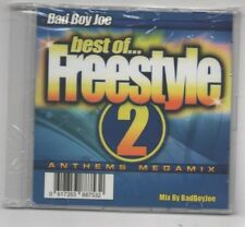 Bad Boy Joe Freestyle Megamix Vol.2 CD Stevie B, LiL Suzy, Cover Girls, Collage