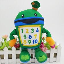 Nickelodeon Team Umizoomi Bot Plush 9 Inch Doll Fisher Price NEW