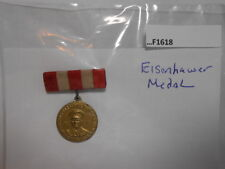 EISENHOUER MEDAL FOR BOY SCOUTS F1618